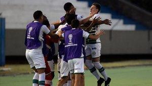 Plaza Colonia logró revertir el resultado de la ida