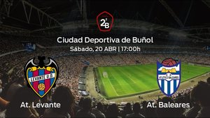 Previa del encuentro: el At. Baleares visita al At. Levante en el Ciudad Deportiva de Buñol