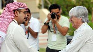 El príncipe de Arabia Saudita prepara una oferta astronómica para comprar el Manchester