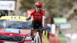 Quintana denuncia malos tratos a los jóvenes ciclistas