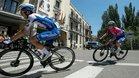 Remco Evenepoel, durante una etapa de la Vuelta a Burgos