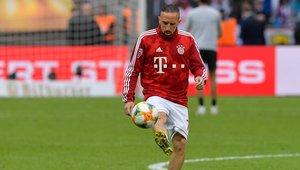 Ribery sigue sin equipo después de 12 temporadas en el Bayern de Munich