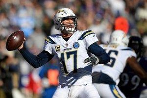Rivers nunca pudo lllevar a una Super Bowl a los Chargers