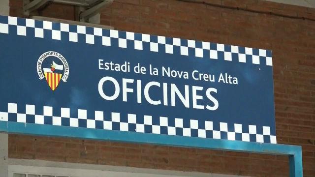 CE Sabadell cierra oficinas tras detectar positivos coronavirus