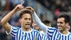 Sergio Canales se está destapando con liderazgo y goles para la Real