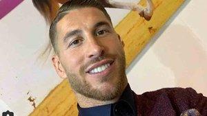 Sergio Ramos vio ganar a su caballo Yucatán