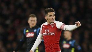 Torreira puede abandonar el Emirates y recalar en al Atlético