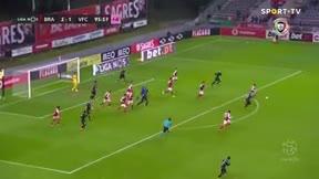 Trincao vuelve a ser decisivo para el Braga: vean la gran galopada del jugador para sentenciar el partido