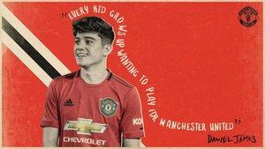 El United confirmó el fichaje del joven extremo