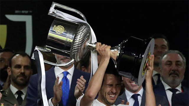 El Valencia se proclamó campeón de la Copa del Rey
