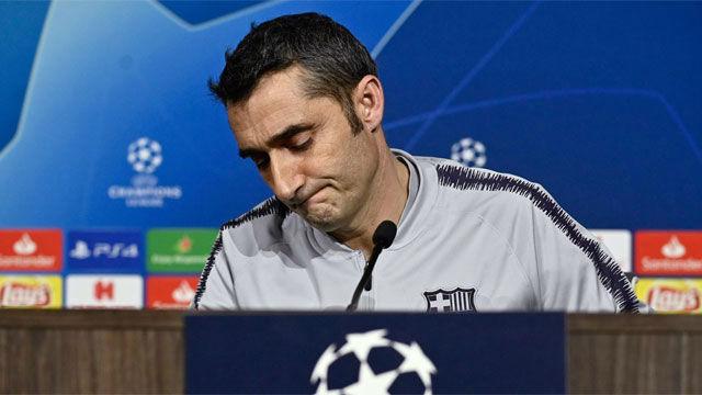 Valverde recuerda la tragedia en Roma