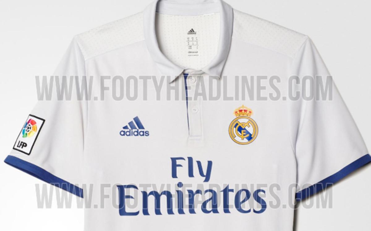 Tercera equipación Real Madrid 2017. Las tres camisetas ab0dedf4bf42a