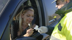 Control de drogas en carretera.