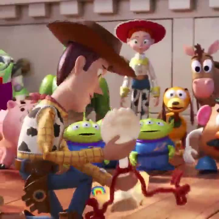 42fce79ee431c Así se ve el primer trailer de Toy Story 4.
