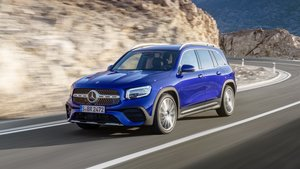 Nuevo Mercedes-Benz GLB.