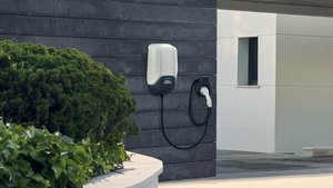 Nuevo cargador Ford Connected Wallbox.
