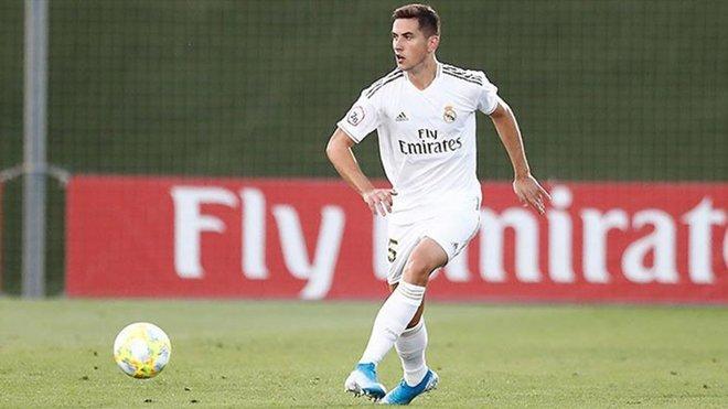 El Real Madrid traspasa a Javi Hernández al Leganés