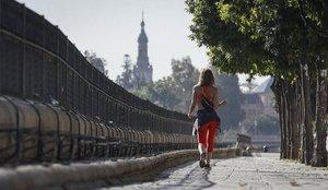 Andalucía permite viajar entre provincias a partir del lunes 8 de junio