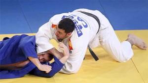 Ángel Parra, fuera de los Mundiales de judo