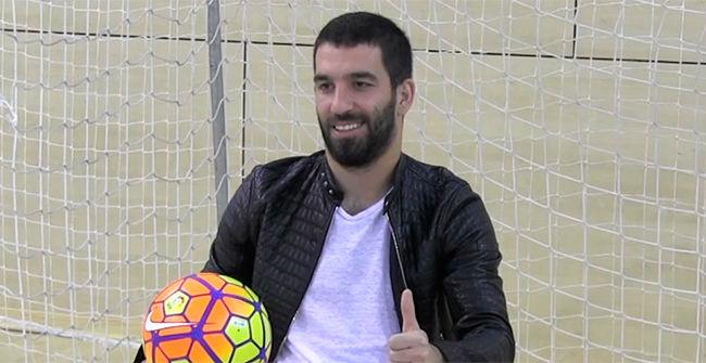 Arda, preparado para enfrentarse al Atlético