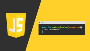 Así es el logo de JavaScript