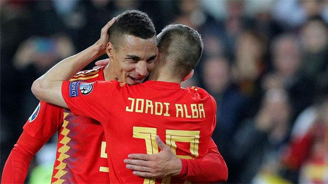 Así narró la radio el gol de Rodrigo ante Noruega