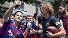 EL FC Barcelona se encuentra estos días de gira de pretemporada por EEUU