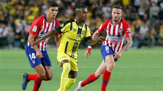 El Beitar Jerusalén derrota al Atlético de Madrid en amistoso