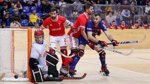 El Benfica nunca se dio por vencido y acabó empatando