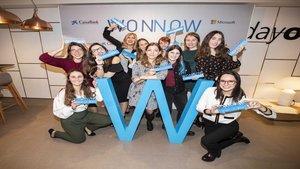 CaixaBank y Microsoft entregan los Premios WONNOW