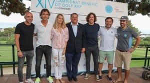 Carles Puyol, protagonista en Campeonato benéfico de golf XAP