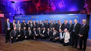 La Confederación Mundial de Peñas expresa sus condolencias