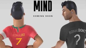 Cristiano Ronaldo es el protagonista de la nueva campaña de Nike