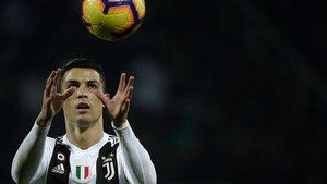 Cristiano Ronaldo será la principal amenaza de la Juventus