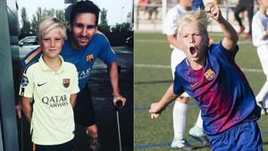 Daniel Gudjohnsen cambiará el azulgrana por el blanco del Madrid