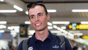 Enric Mas, elogiado por Contador