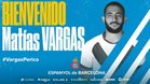 El Espanyol da la bienvenida a su nuevo jugador