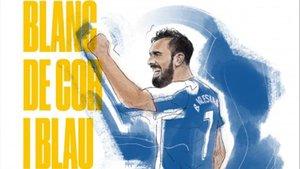 El Espanyol estrena nuevo grafismo publicitario