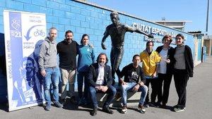 El Espanyol presenta un nuevo homenaje a Dani Jarque