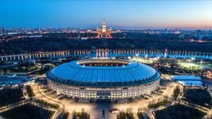 El Estadio Olímpico de Luzhniki abre y cierra el Mundial de Rusia 2018