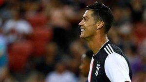 Este es el bonito gesto que ha tenido Cristiano Ronaldo con este niño