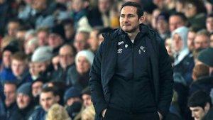 Frank Lampard está todavía lejos de Stamford Bridge