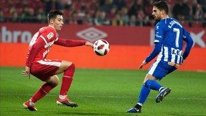 El Girona logró acceder a octavos de final de Copa del Rey por primera vez en su historia.