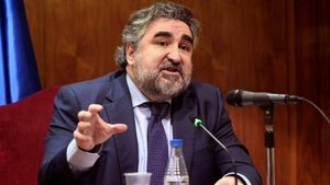 José Manuel Rodríguez Uribes, ministro de Cultura y Deportes