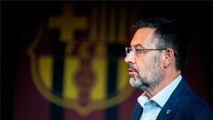Josep Maria Bartomeu, en una situación delicada como presidente del Barça