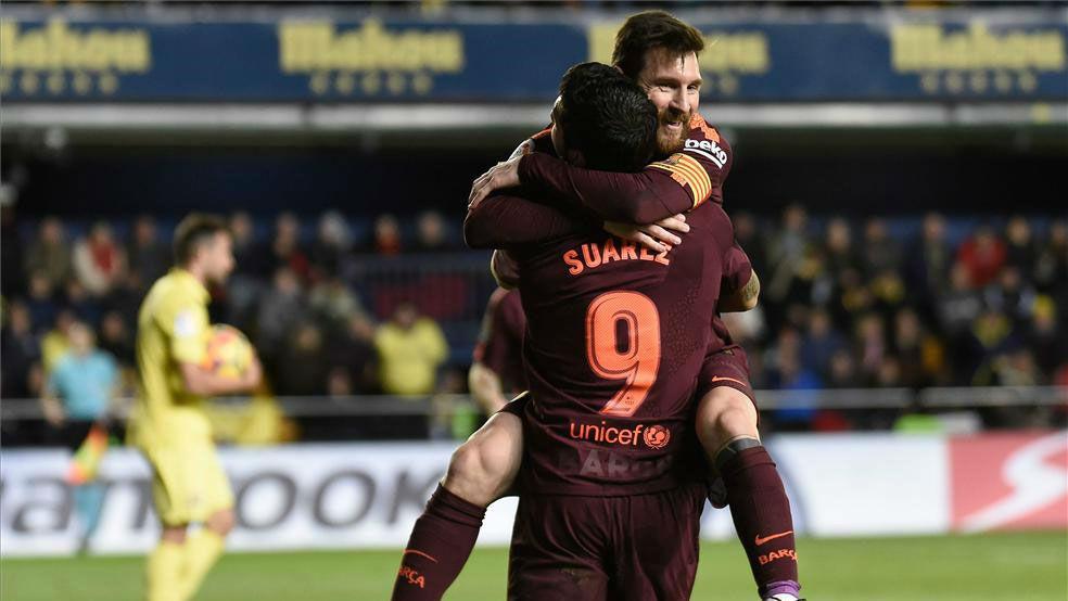 LALIGA FCB | Villarreal - FC Barcelona (0-2)