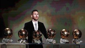Leo Messi, el mejor de todas las épocas
