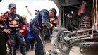 Loeb y Elena están teniendo muchos problemas en el Dakar
