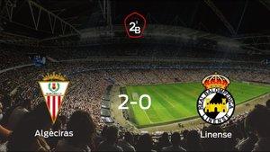 Los tres puntos se quedan en casa: Algeciras 2-0 Linense