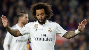 Marcelo, contundente respecto a su futuro